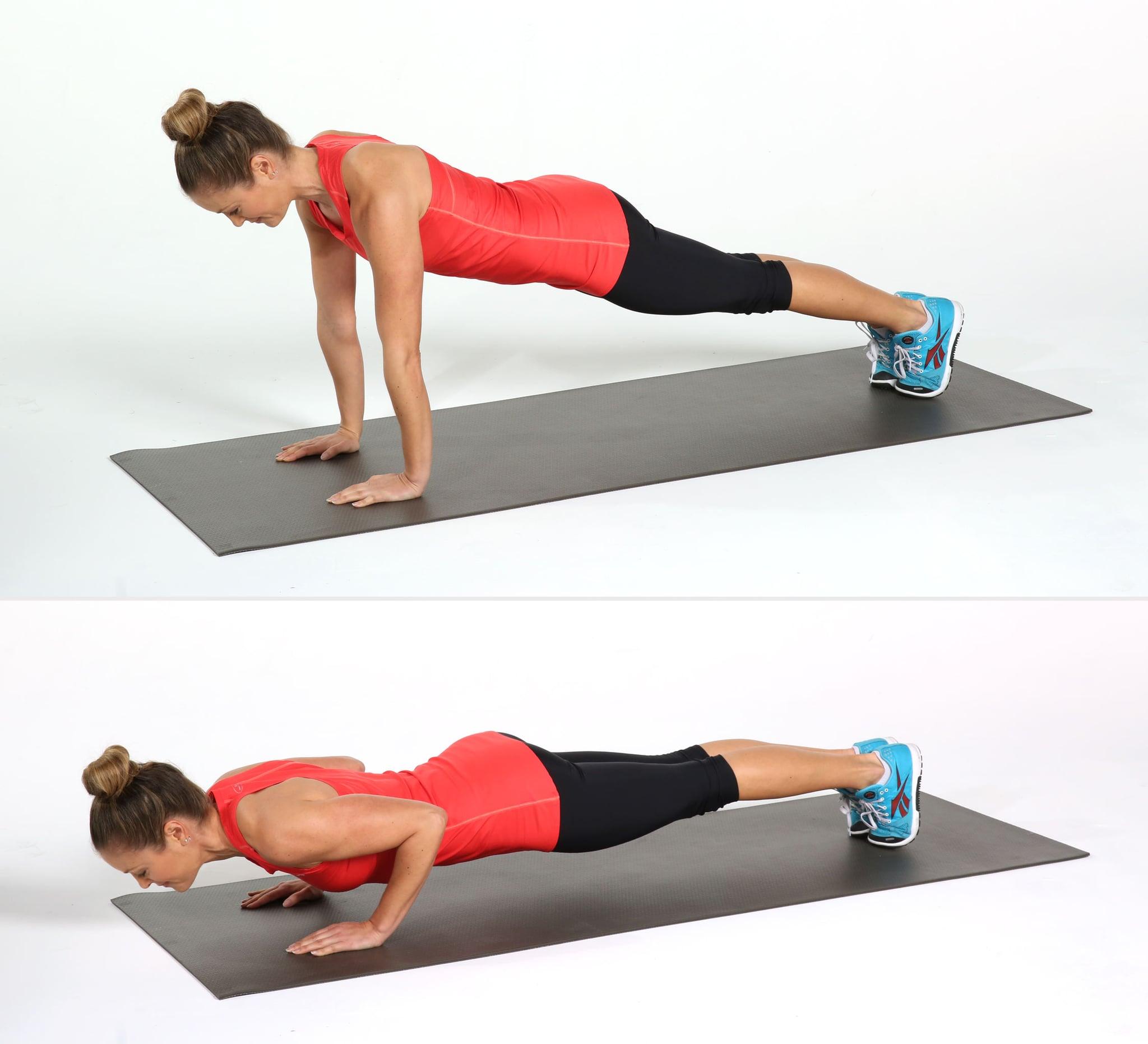 pushups - Crossfit y piso pélvico